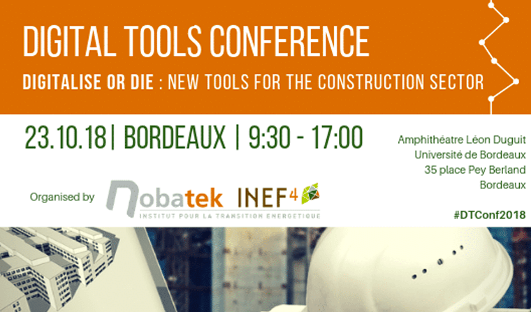 Digital Tools Conference – Bordeaux