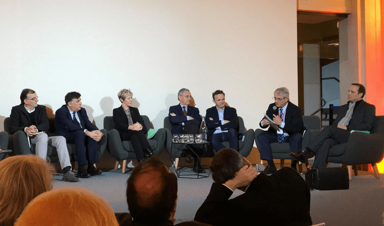 Table ronde « Requalification urbaine, architecturale & environnementale »